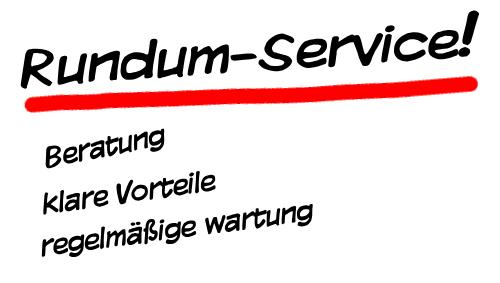 Service & Wartung - Professionelle Hilfe von Rohrreinigung Lehmann